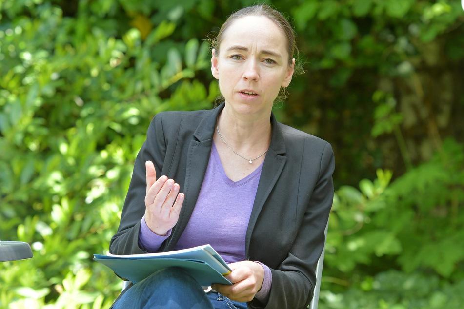 Sozialbürgermeisterin Kristin Kaufmann (43, Linke) will die Zweckentfremdung notfalls verbieten.