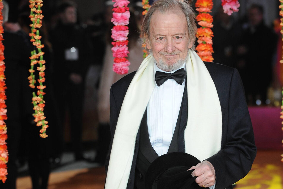 Ronald Pickup (80) best known for his roles in The Best Exotic Marigold Hotel and The Crown passed away Wednesday.