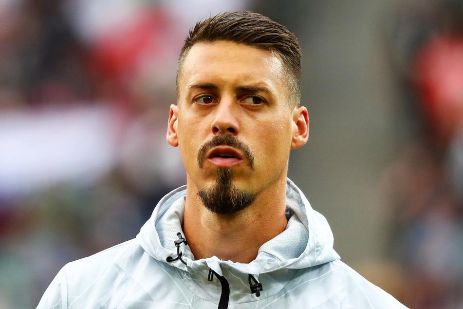 Sandro Wagner (33) ist beim EM-Finale als Co-Kommentator von Oliver Schmidt (49) dabei.