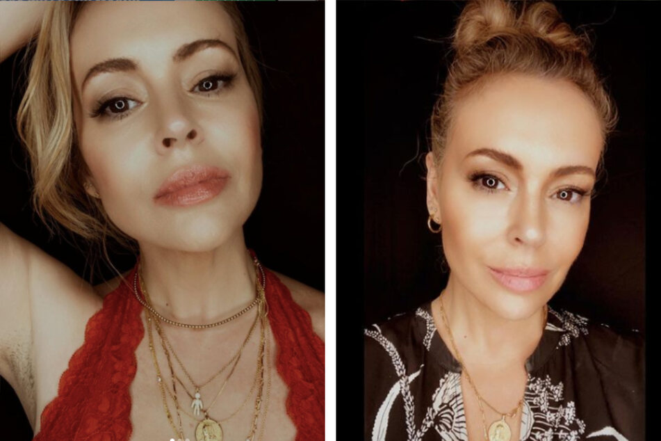 Alyssa Milano is ready for some more political action.