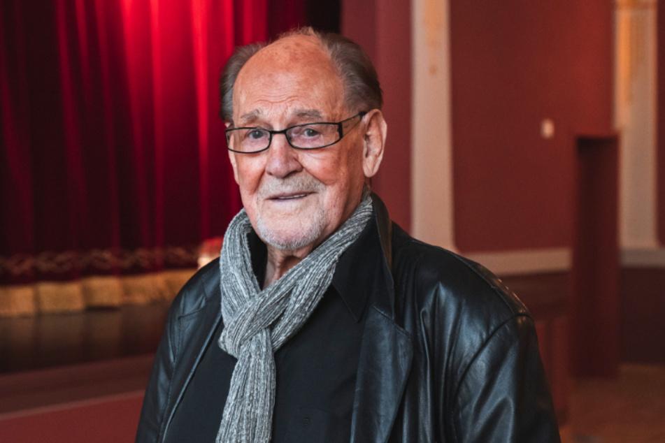 Schauspieler Herbert Köfer (99) kommt gleich zweimal in die Villa Esche.