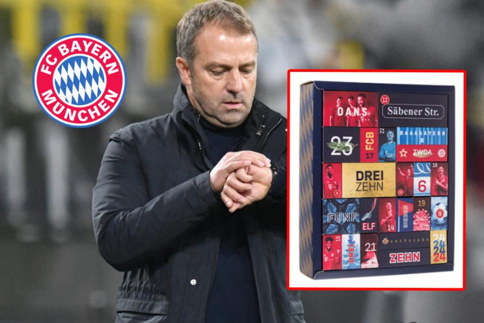 Finde den Fehler: FC-Bayern-Adventskalender mit Mega-Patzer