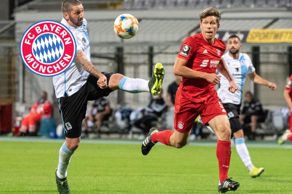 Verlängerung! Bayern-Amateure setzen weiter auf Kapitän Feldhahn