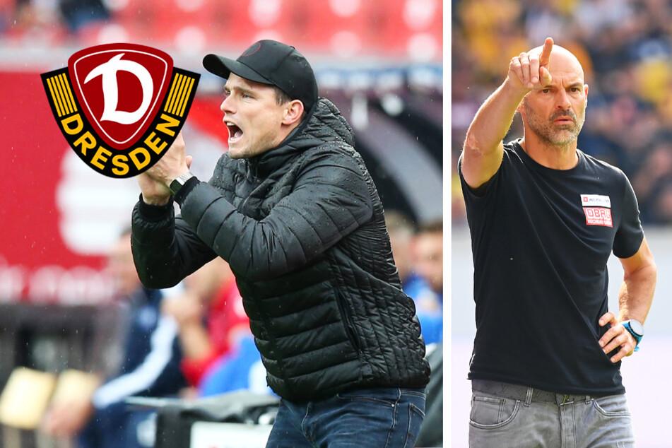 """Dynamo gegen Nürnberg, Schmidt: """"Unser Stil ist aggressiver!"""""""