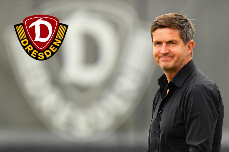 """Dynamo-Sportchef Ralf Becker nach 1. Pleite: """"Werden bis zum Ende Vollgas geben müssen in der Liga!"""""""