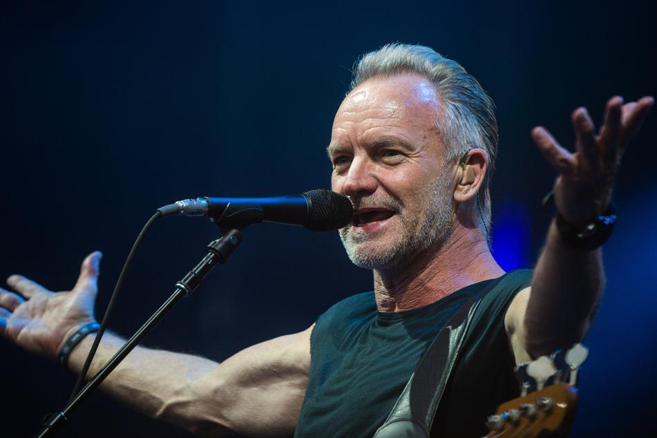 Der Sänger Sting wird das Reeperbahnfestival am Mittwochabend eröffnen.