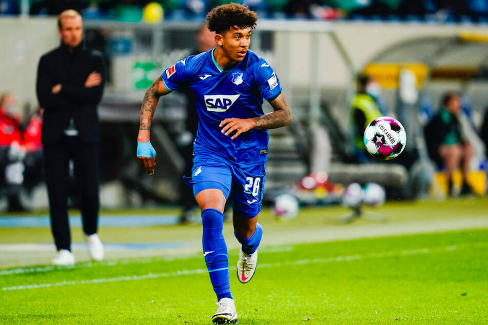 Abwehrspieler Chris Richard (21) wird erneut nach Hoffenheim ausgeliehen.