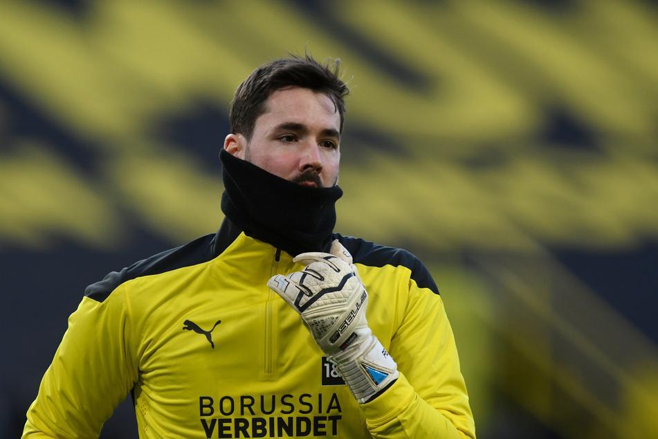 Roman Bürki (30) durchlebt die wohl schwerste Zeit in seiner inzwischen über sechsjährigen Karriere bei Borussia Dortmund.
