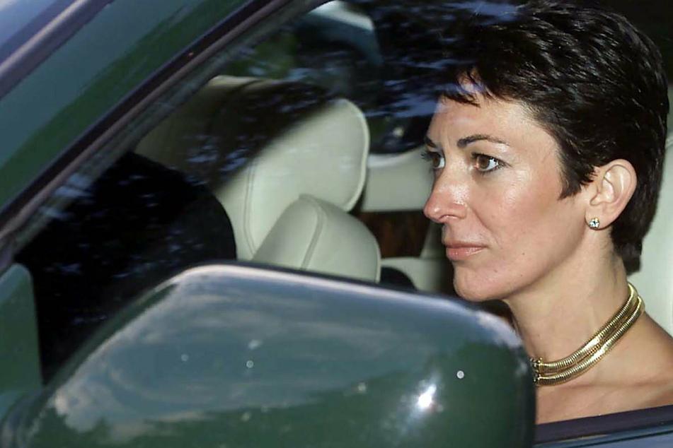 Epstein-Skandal: Ex-Geliebte Maxwell möchte raus aus dem Knast und macht krasses Angebot!
