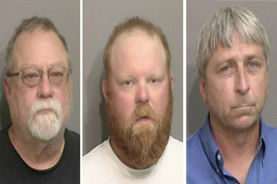 White men accused of killing Ahmaud Arbery indicted on federal hate crime charges