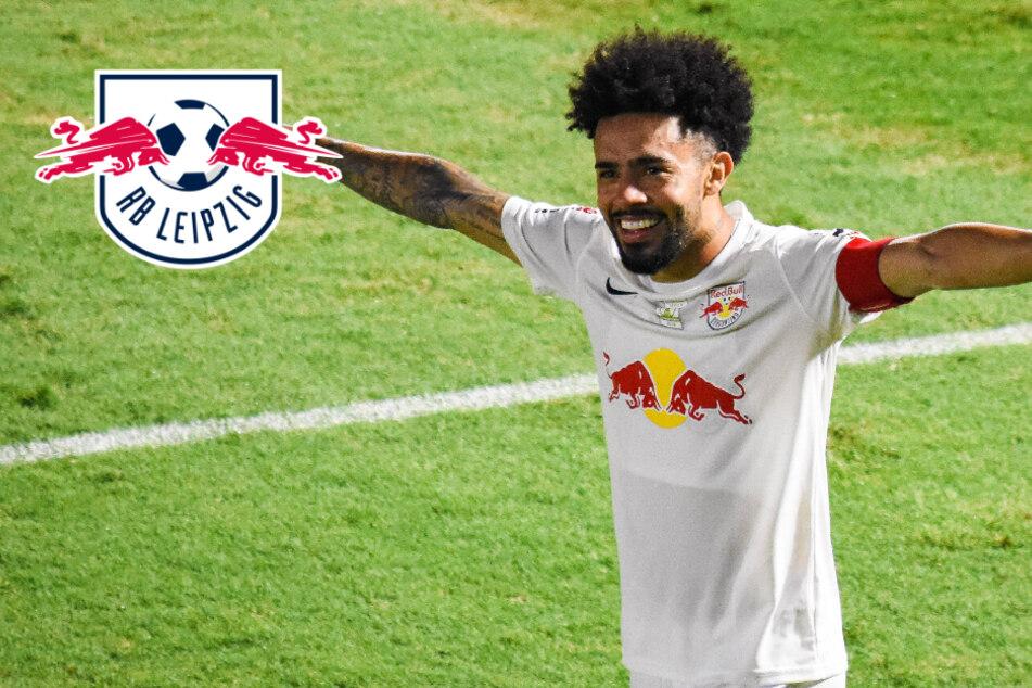 RB Leipzig an brasilianischem Star dran! Schnappen sich die Bullen einen Top-Scorer?