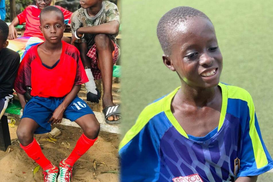 Mit gerade mal elf Jahren! Überragendes Nachwuchstalent spielt bereits Herrenfußball