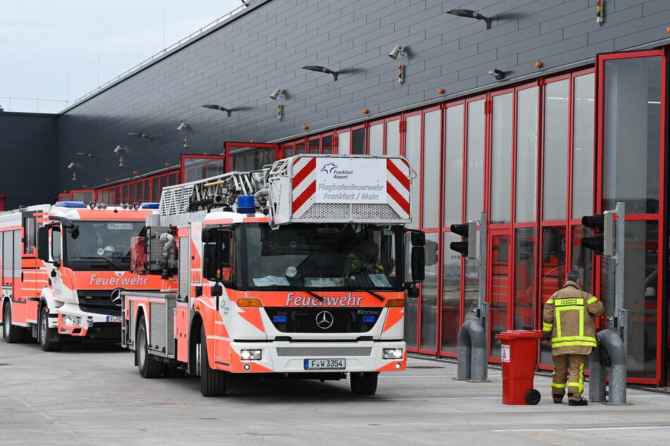 Feuerwehreinsätze Frankfurt: Aktuelle Nachrichten auf einen Blick (Foto: Arne Dedert/dpa)
