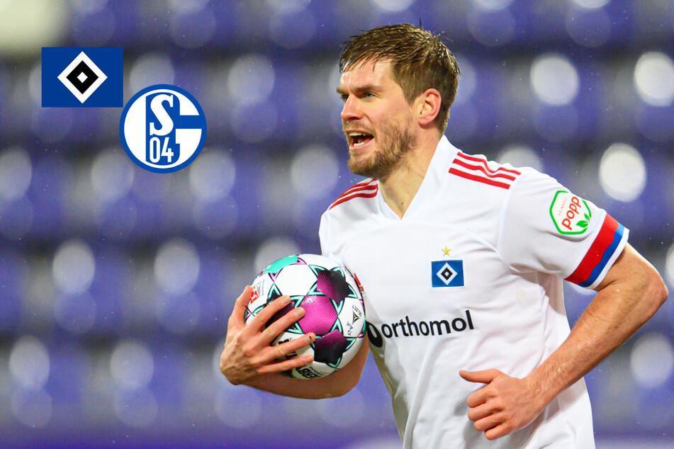 Offiziell: Simon Terodde wechselt vom HSV zum FC Schalke 04!