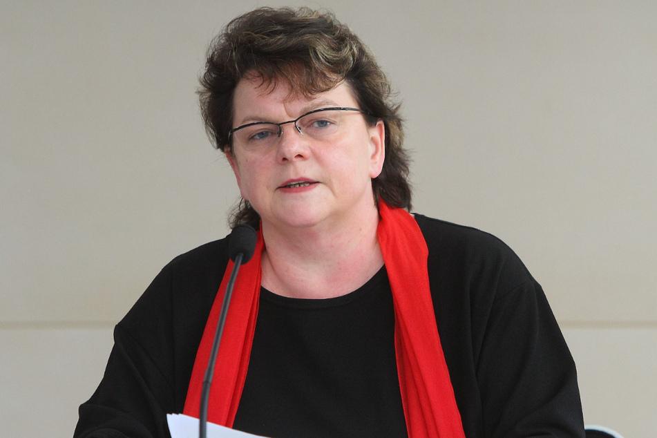 Kerstin Köditz (53, Die Linke) fordert vollumfänglich Aufklärung.