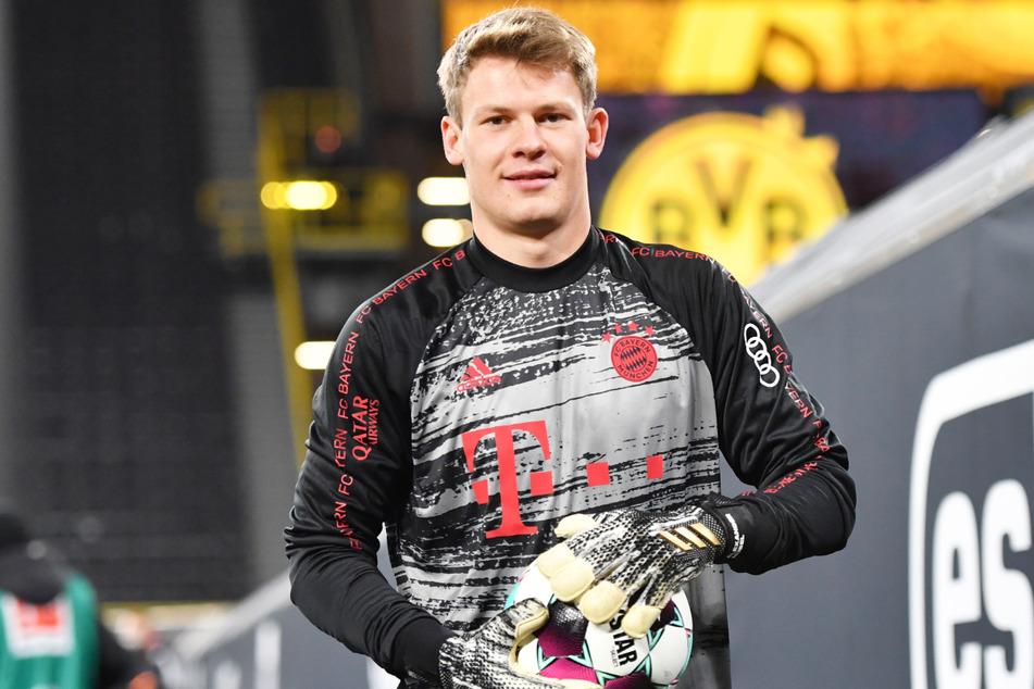 Alexander Nübel (24) wird den FC Bayern München wohl temporär verlassen und bei der AS Monaco anheuern, um Spielpraxis zu sammeln.