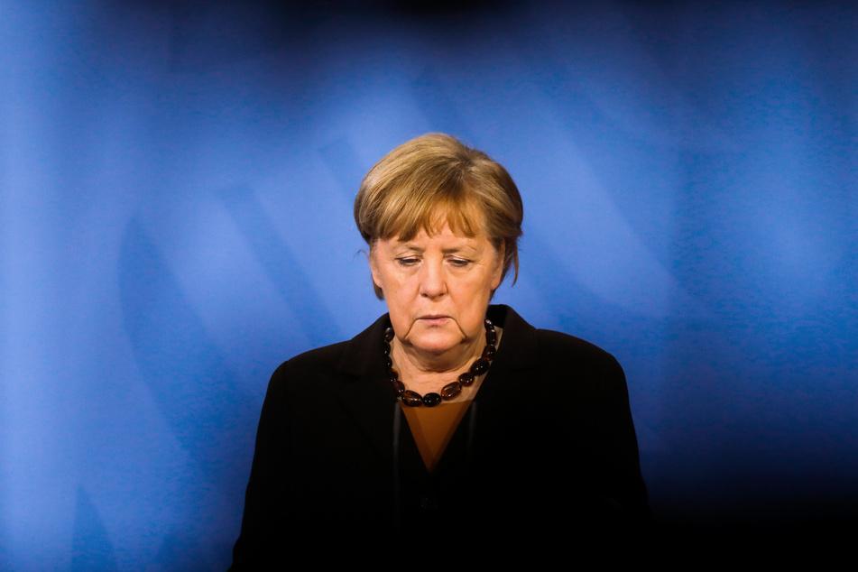 Bundeskanzlerin Angela Merkel (66, CDU) hält Impfen und Testen für die wichtigsten Mittel im Kampf gegen das Coronavirus.