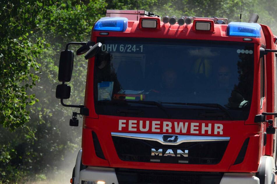 Die Feuerwehr konnte den Brand zwar löschen, trotzdem entstand ein immenser Schaden. (Symbolfoto)