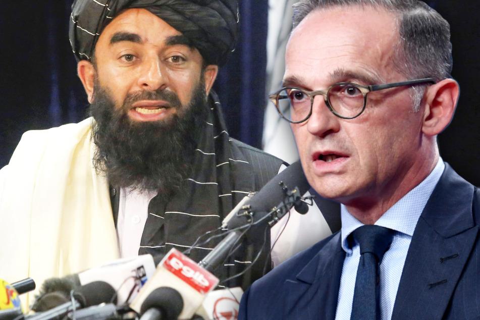 """Taliban wollen """"offizielle diplomatische Beziehungen"""" zu Deutschland"""