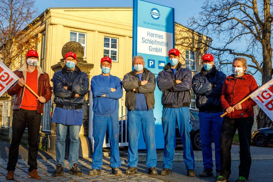 Traditionsbetrieb vor dem Aus! Kann das Rathaus die 115 Hermes-Jobs retten?