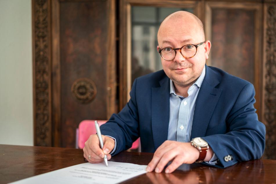 Corona-Notbremse: Chemnitzer FDP-Politiker zieht vor das Verfassungsgericht