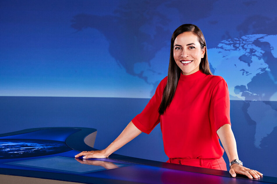 Abboud ist erstmals am 4. September, um 23.30 Uhr, als Moderatorin des ARD-Nachrichtenflaggschiffs zu sehen.