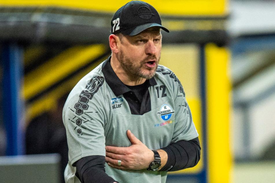 Steffen Baumgart (49) wird als Wunschkandidat für die Trainer-Nachfolge von Markus Gisdol beim 1. FC Köln gehandelt.