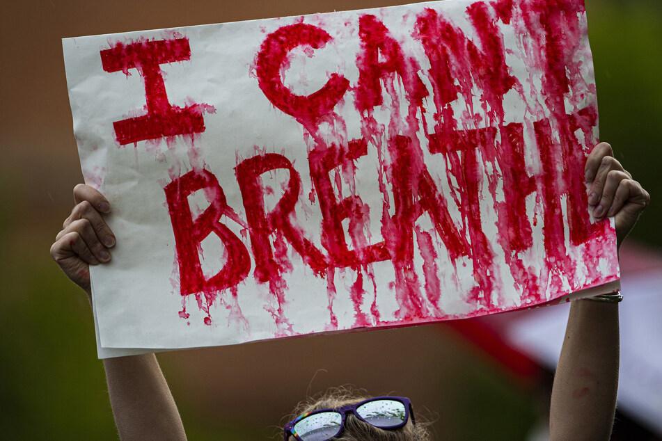 Ein Toter bei Protesten gegen Polizeigewalt in den USA
