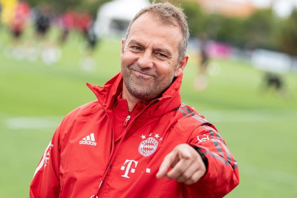 Hansi Flick (55) gilt als der Vater des derzeitigen Erfolgs beim FC Bayern. Auf welche Youngster kann er in Zukunft tatsächlich bauen?