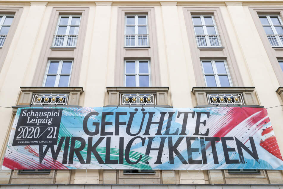 Das Schauspiel Leipzig nimmt am Samstag den Spielbetrieb wieder auf.