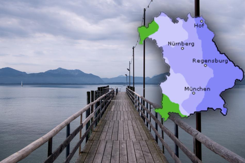 Donnerwetter! Fällt der Wochenstart in Bayern ins Wasser?