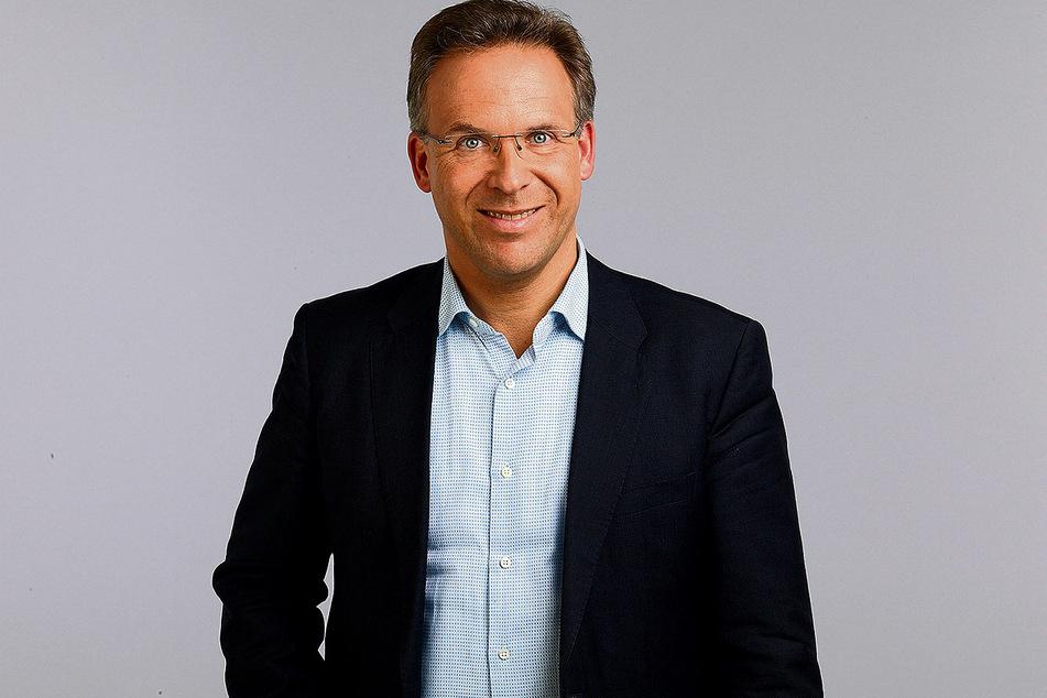 Sachsens FDP-Vizelandeschef Carsten Biesok (51).