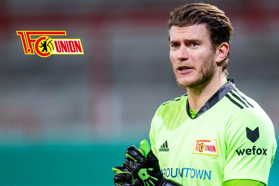 """Union Berlins Keeper Loris Karius posiert oben ohne: """"Bretthart"""""""