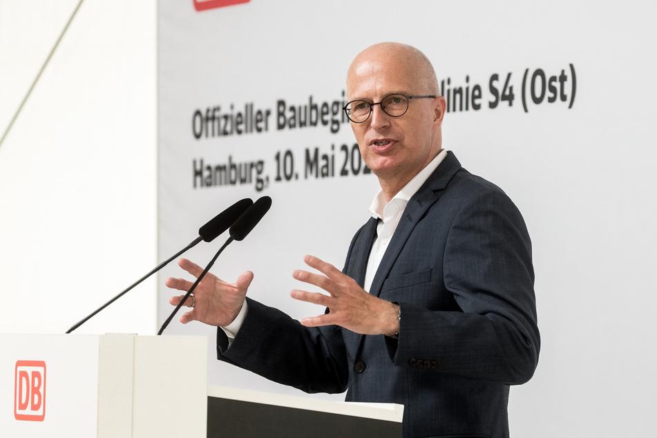 Peter Tschentscher (55, SPD), Erster Bürgermeister von Hamburg.