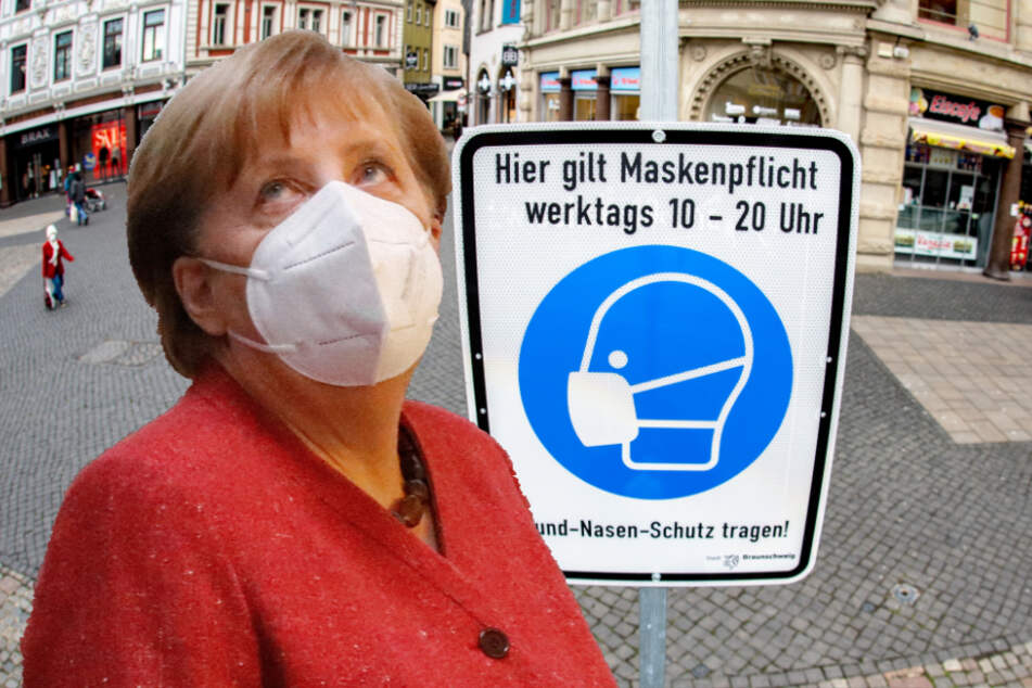 Kanzlerin Merkel mahnt zu größter Vorsicht, selbst bei 50er Inzidenz