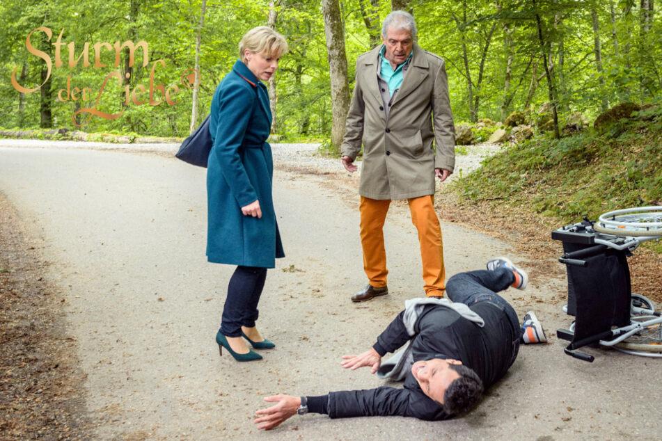 Sturm der Liebe: So mies bringt André Dirk in Lebensgefahr!