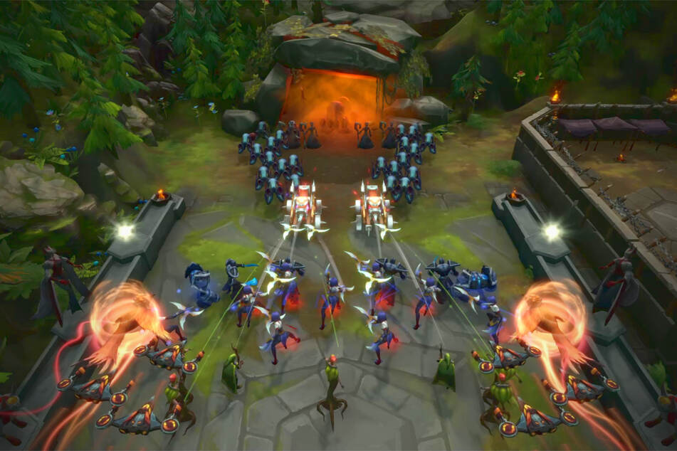 Legion TD 2: A first look at the popular Warcraft 3 mod reborn as standalone title