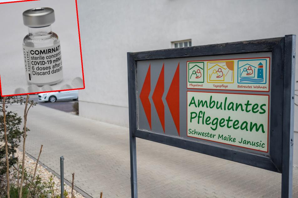 Leipzig: Ungeheuerlich: Corona-Impfstoff aus Leipziger Pflegeheim geklaut!