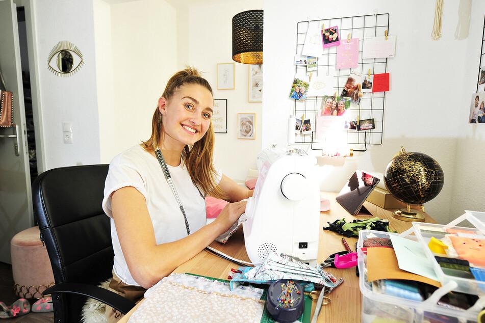 Miss Sachsen Nadine Voigt (22) hat ihre WG in Zwickau verlassen und lebt nun wieder in Dresden.