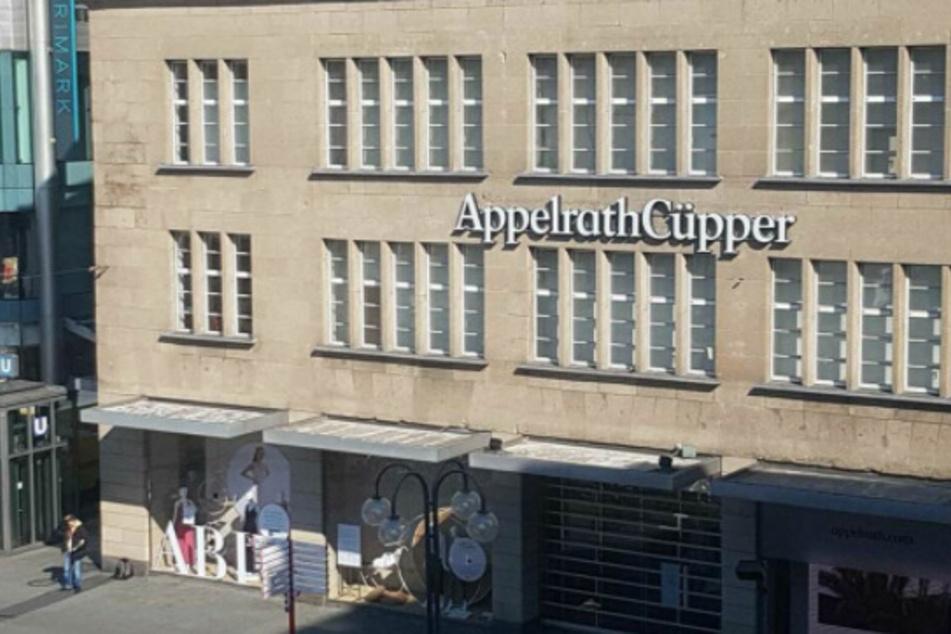 Mode-Unternehmen Appelrath Cüpper gerettet, 16 Geschäfte bleiben