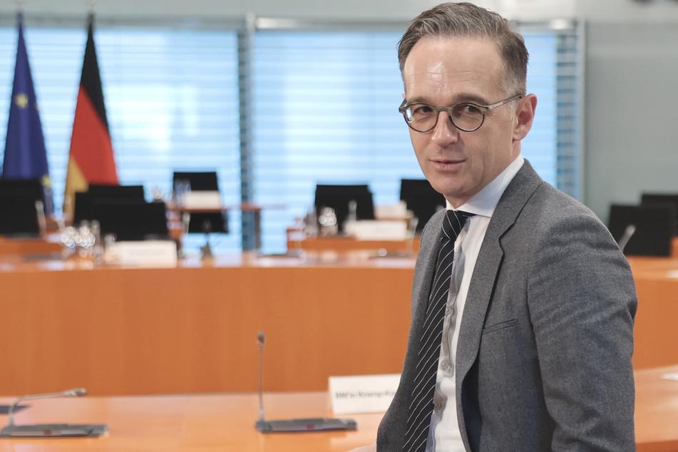 Außenminister Heiko Maas (53). (Archivbild)
