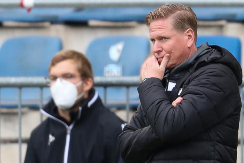 Kann Trainer Markus Gisdol (51) den 1. FC Köln wieder in die Erfolgsspur bringen?