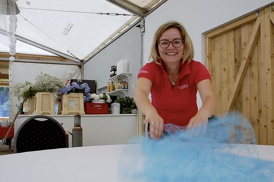 Hochzeitsplanerin Claudia Schubert (41) ist Glücklichmacherin von Beruf.