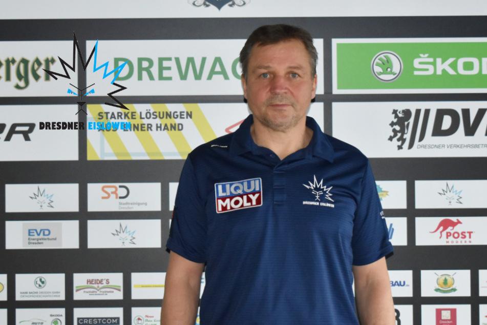 Dresdner Eislöwen: Brockmann wird neuer Trainer!
