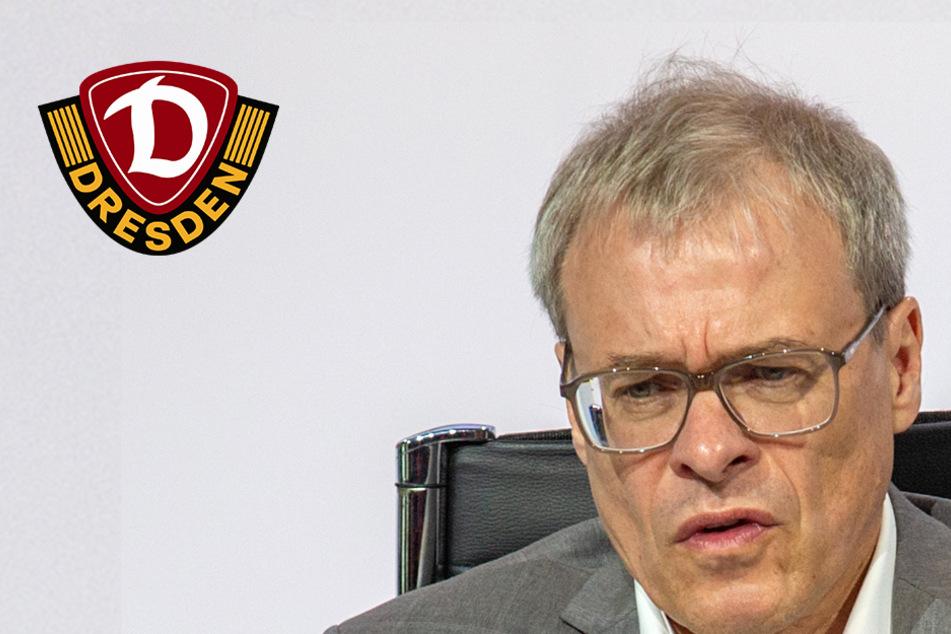 DFL-Boss fragt sich, was Dynamo eigentlich genau will
