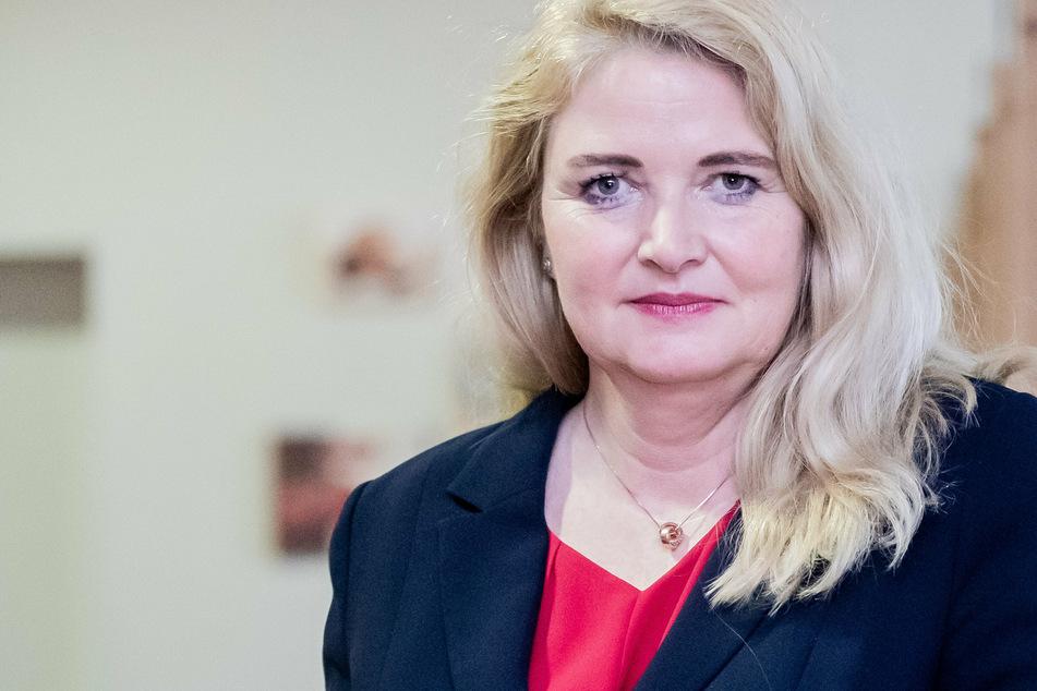 """Neue AfD-Landeschefin Kristin Brinker sieht """"Zerwürfnis"""" in der Partei"""