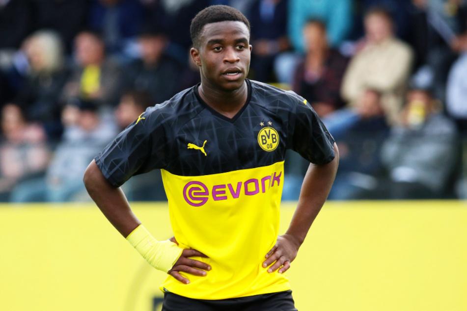 Youssoufa Moukokos (15) Quote in dieser A-Jugend-Saison ist beeindruckend.