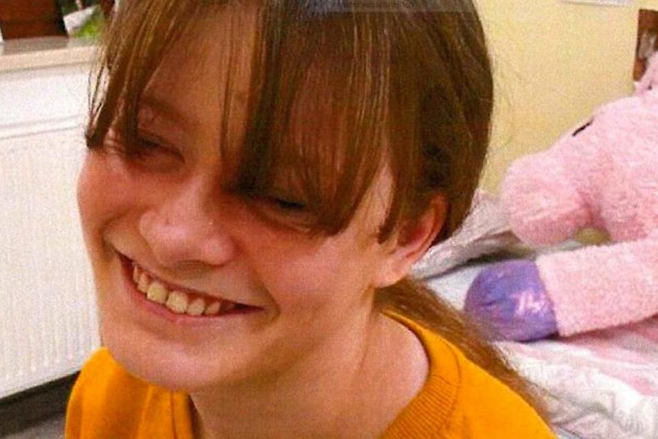 Guilia (14) wird seit Freitag, den 30. April, vermisst.