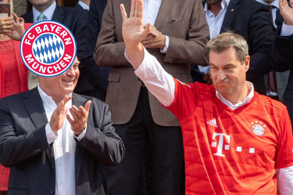 """FC Bayern im Risikogebiet: Söder warnt vor """"Fußball-Ischgl"""" und will Quarantäne verschärfen!"""
