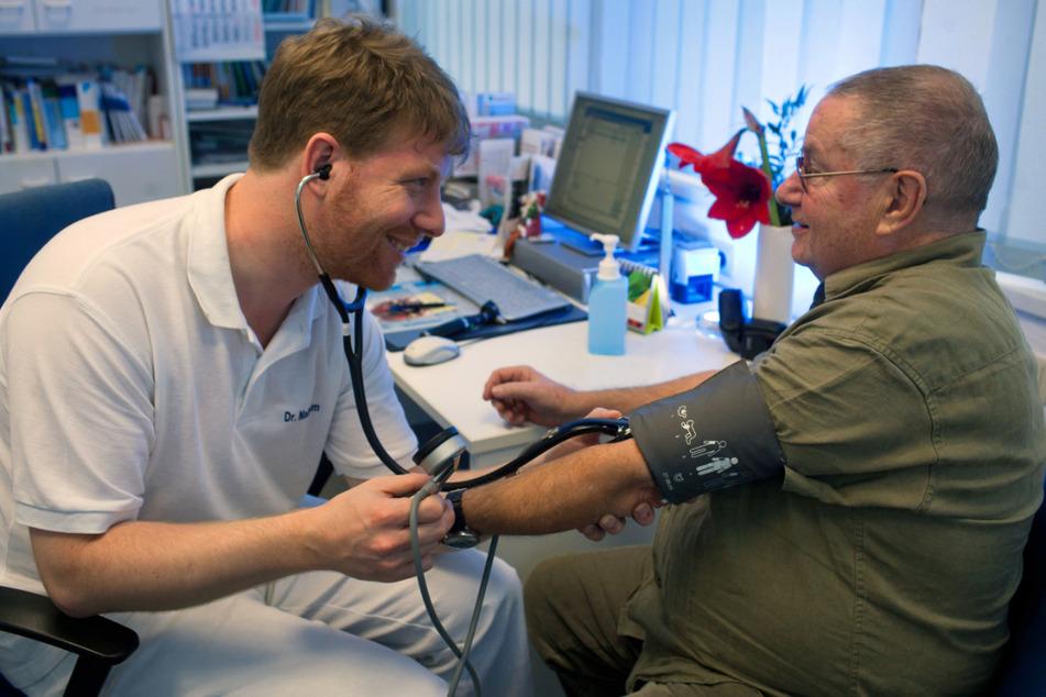 Junge Hausärzte sind begehrt: In Chemnitz fehlen viele Allgemeinmediziner.